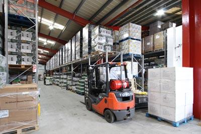 Handy Distributon, UK
